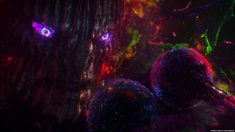Dormammu mạnh đến nỗi Dr. Strange với Viên đá thời gian cũng chỉ cầm hòa