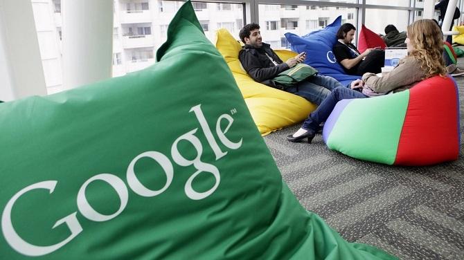 Nhân viên Google được hưởng nhiều chế độ đặc biệt.