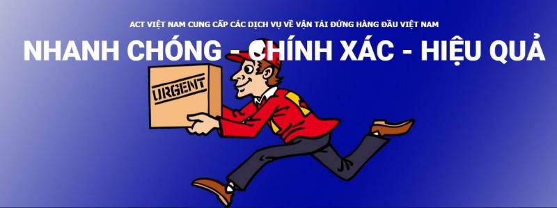 Nhân viên Sales Logistics - Công ty cổ phần thương mại và hợp tác quốc tế ACT Việt Nam