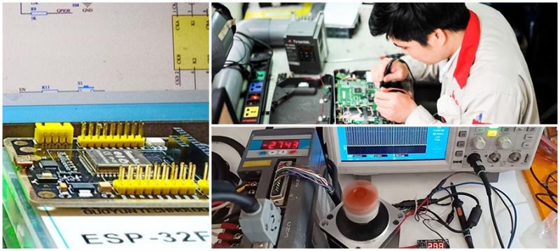 Nhân viên sửa chữa đồ điện tử, đồ gia dụng