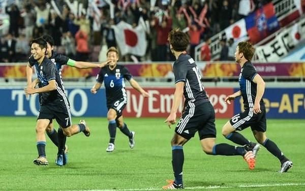 Các cầu thủ Nhật Bản