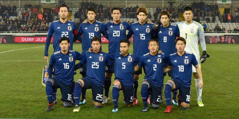 Đội tuyển Nhật Bản