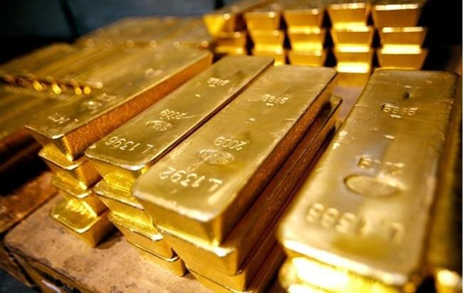 Kho vàng của Thụy Sĩ