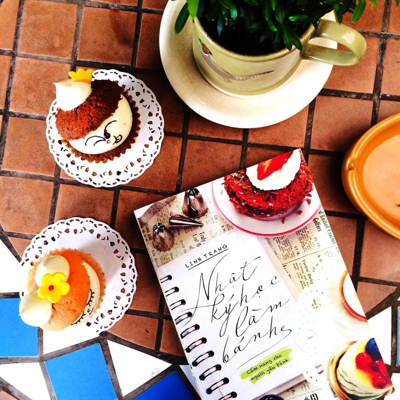 Nhật Ký Học Làm Bánh Tập 1 – Linh Trang