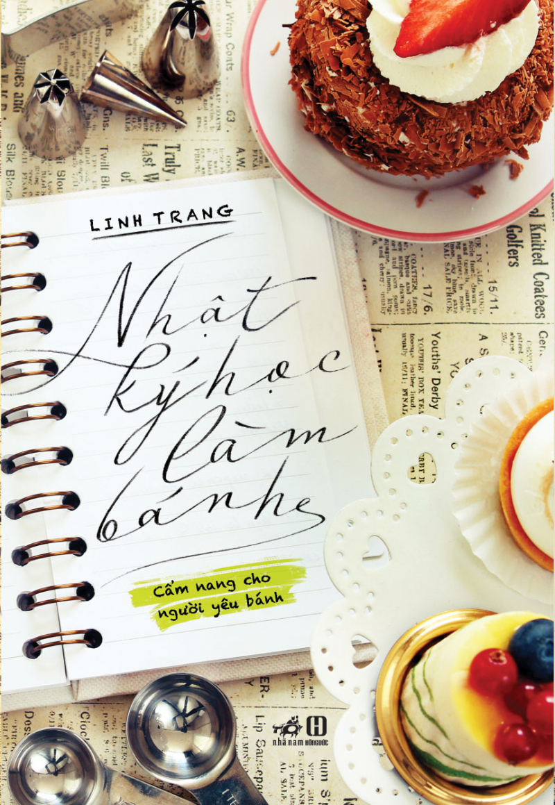 Bản thân Linh Trang đã giúp cho nhiều bạn trẻ có được nguồn năng lược đam mê đối với loại bánh qua nhiều chia sẻ trên trang cá nhân.
