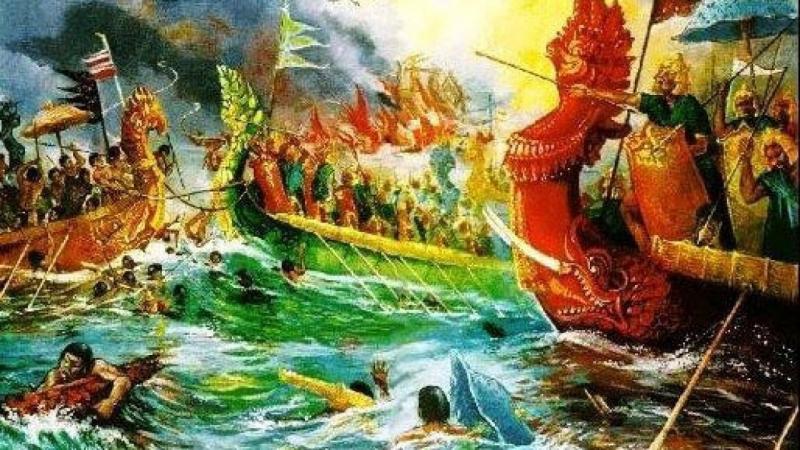 Nhật Lệ trận thủy chiến lịch sử giữa Đại Việt và Chiêm Thành