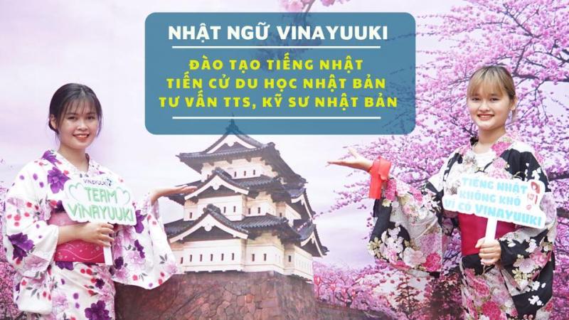 Nhật ngữ VinaYuuki