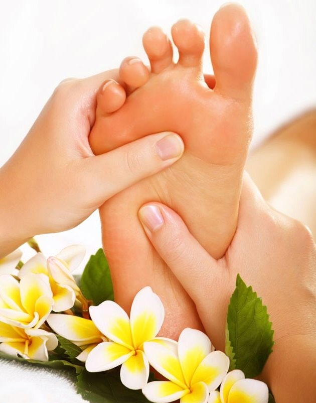 Dịch vụ massage chân cô cùng chuyên nghiệp