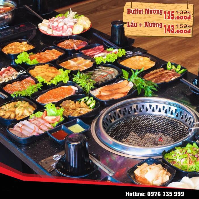Nhất Nướng Đông Anh - Buffet Lẩu,Nướng