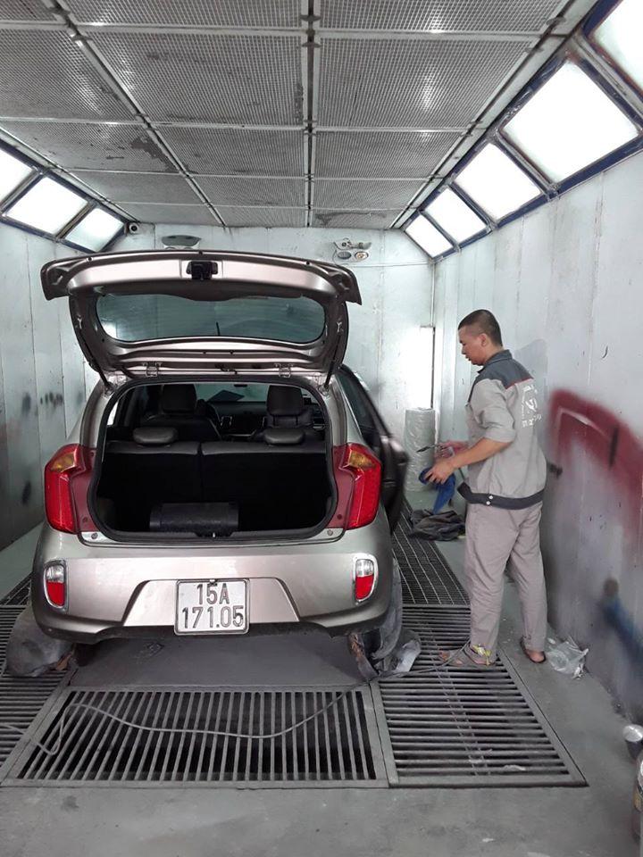 NHẬT QUANG auto garage