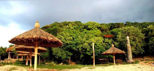 Khu du lịch ở Nhất Tự Sơn