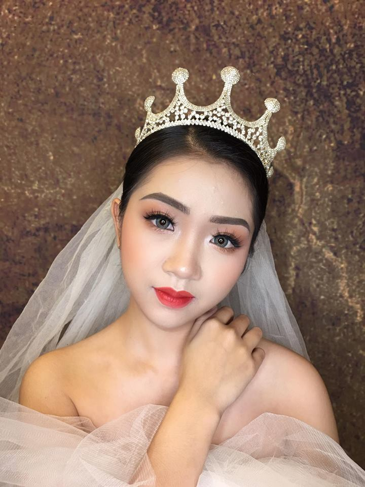 Nhat Vy Truong Make Up