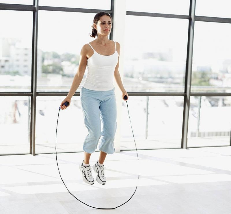Nhảy dây giúp giảm cân hiệu quả nhất