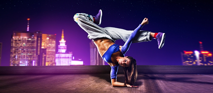Nhảy Hip-hop đang là xu thế của giới trẻ