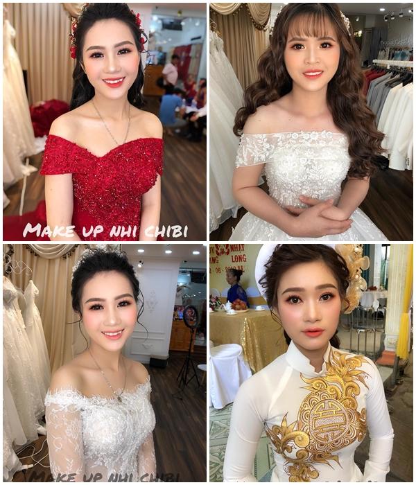 Nhi Chibi Makeup (SHINE Bridal)