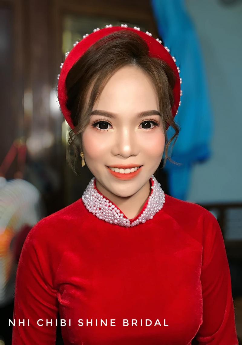 Nhi Chibi Makeup (SHINE Bridal) là một địa chỉ rất nhiều cặp đôi tin tưởng và lựa chọn
