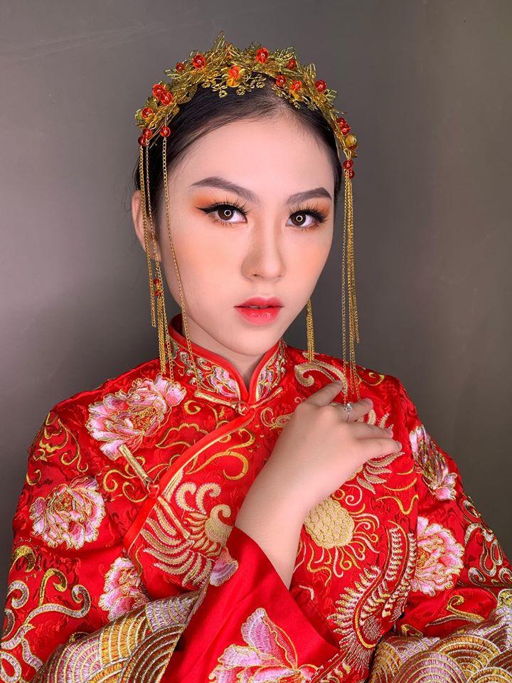 Nhi Ý Trần makeup (Mèo Bridal)