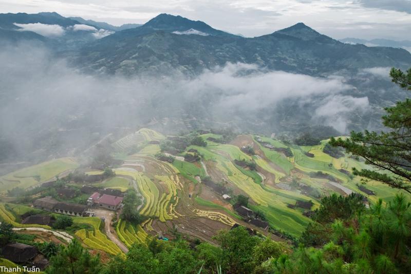 Group là nơi những nhân vật trải nghiệm chia sẻ cuộc hành trình của họ, cách họ khám phá vẻ đẹp đất nước con người Việt nam