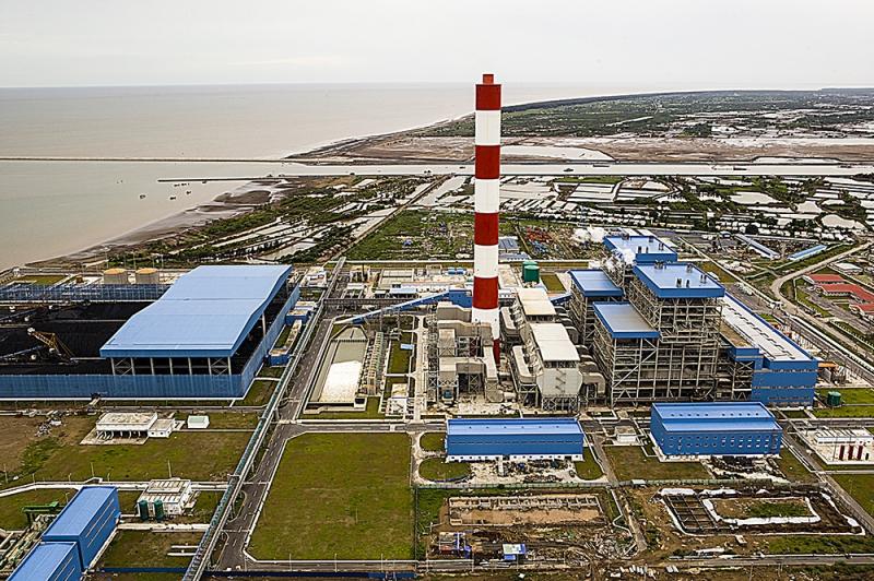 Nhà máy Nhiệt điện Duyên Hải 1 cho sản lượng điện sản xuất đạt tới 7,8 tỷ kWh mỗi năm