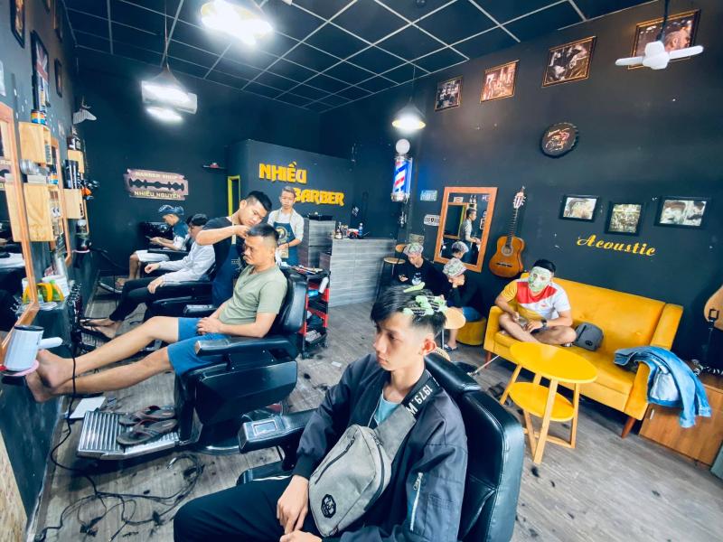 Nhiều Barbershop