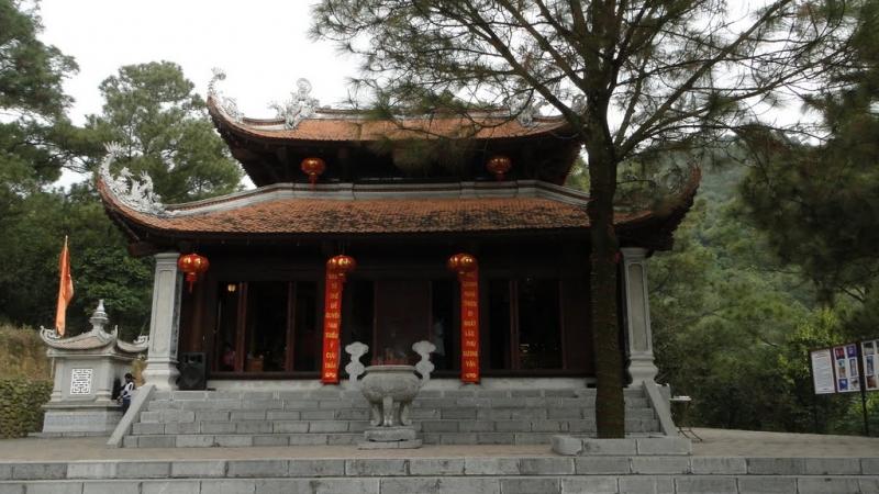 Đền thờ Trần Nguyên Đán