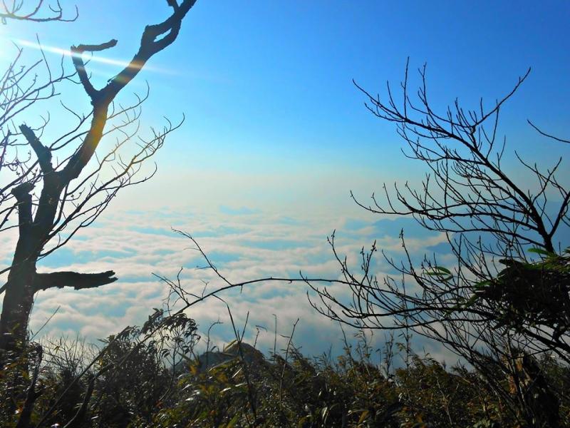 Nhìu Cô San (Sừng Trâu) (2,965 m)