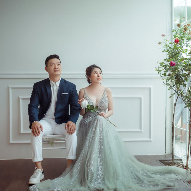 Nhỏ Kaly Wedding
