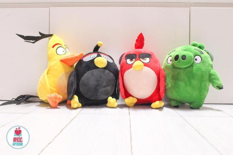 Angry Bird ngộ nghĩnh tại Nhóc Gift shop