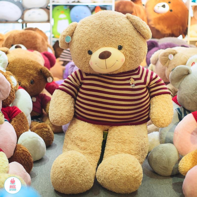 Sản phẩm gấu bông dễ thương của Nhóc Giftshop