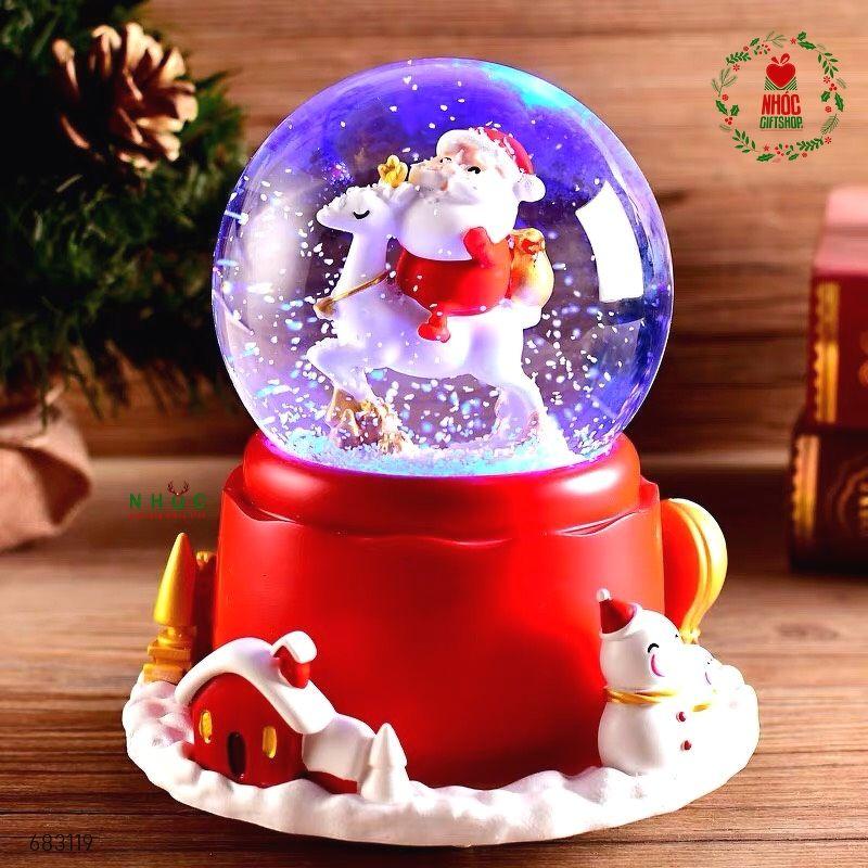 Nhoc Giftshop là địa chỉ tin cậy giao quà Noel cho con yêu của bạn