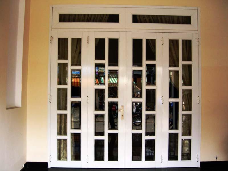 Một trong những mẫu cửa nhôm kính đẹp nhất hiện nay