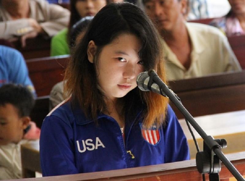 Phan Thị Kim Xuyến, thiếu nữ gây án khiến nhóm 7 thanh niên bị bắt oan
