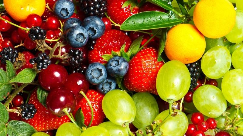 Thực phẩm chống oxy hóa