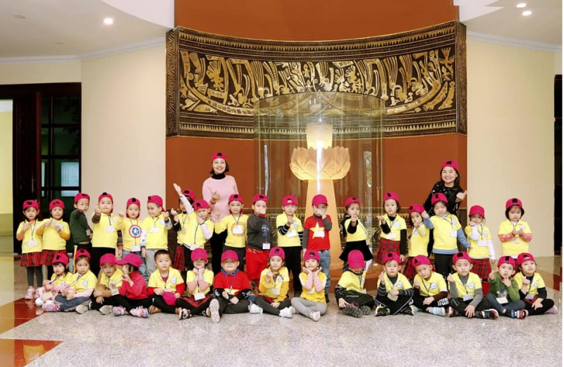 Nhóm trẻ cộng đồng