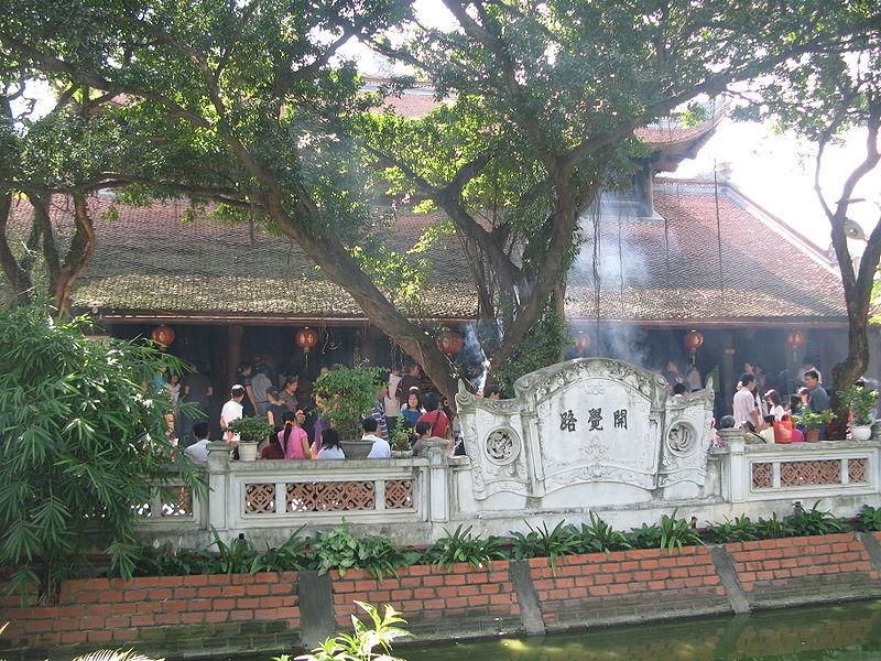 Đi lễ chùa Hà cần phải thành tâm