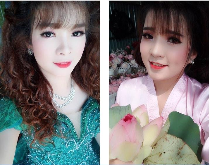 Nhung Angel Make Up (Áo cưới kim hoàng 2)