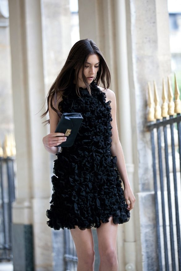 Những chiếc váy đen