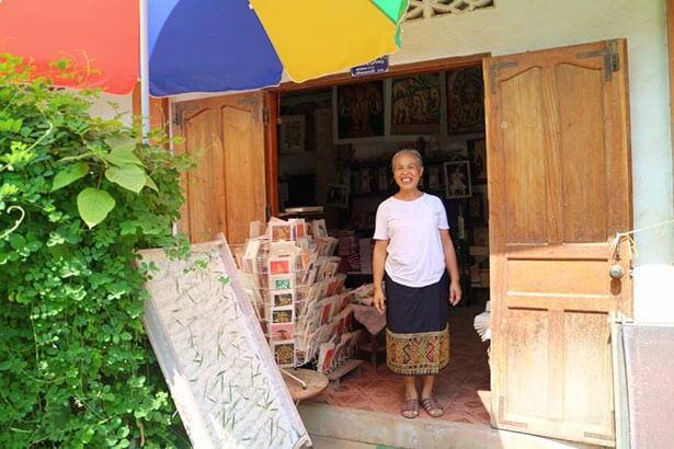Những con người chảy trong mình dòng máu Luang Prabang