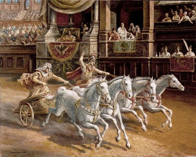 Những cuộc đua ngựa đẫm máu