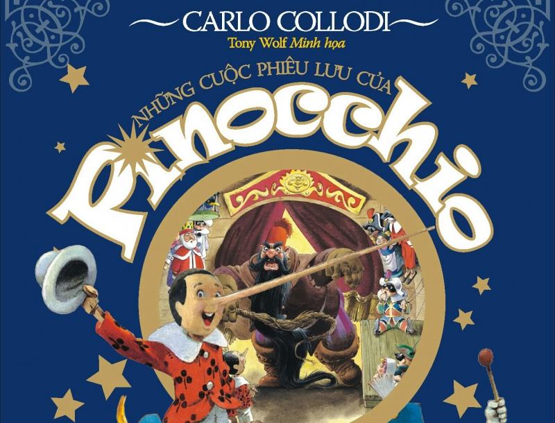 Những cuộc phiêu lưu của Pinocchio (Carlo Collodi)