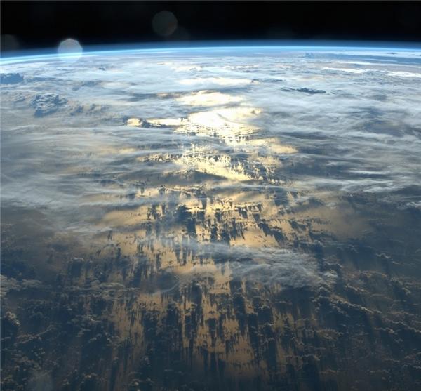 Cảnh đẹp của vũ trụ