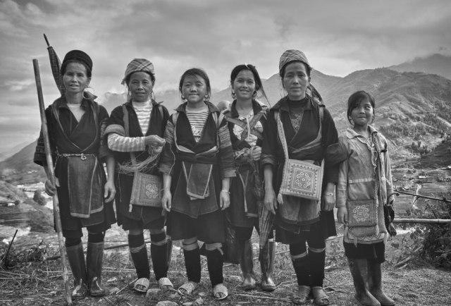 Người dân Sapa