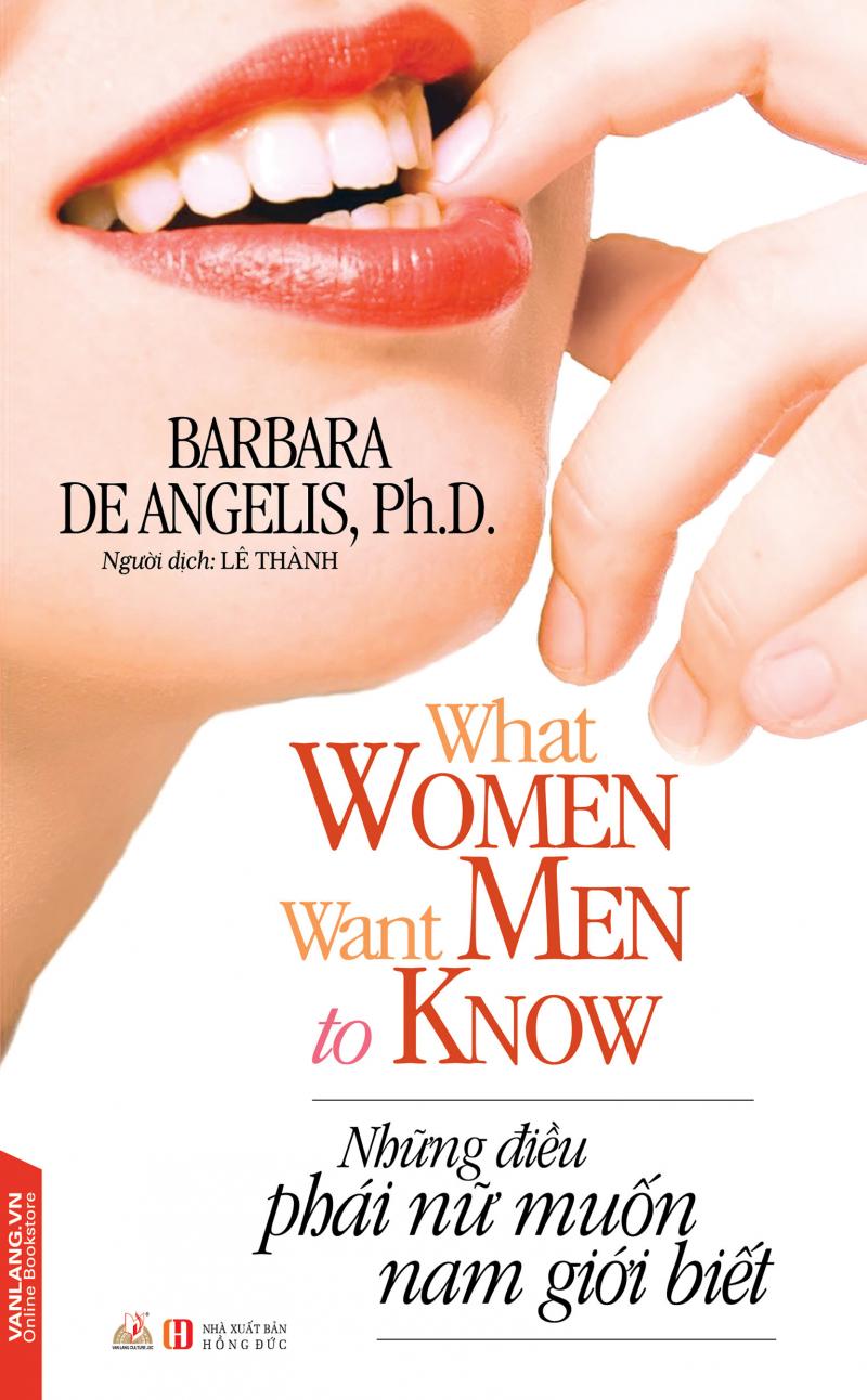 Top 8 sách hay về tâm lý phụ nữ thiết thực, hài hước và dễ đọc