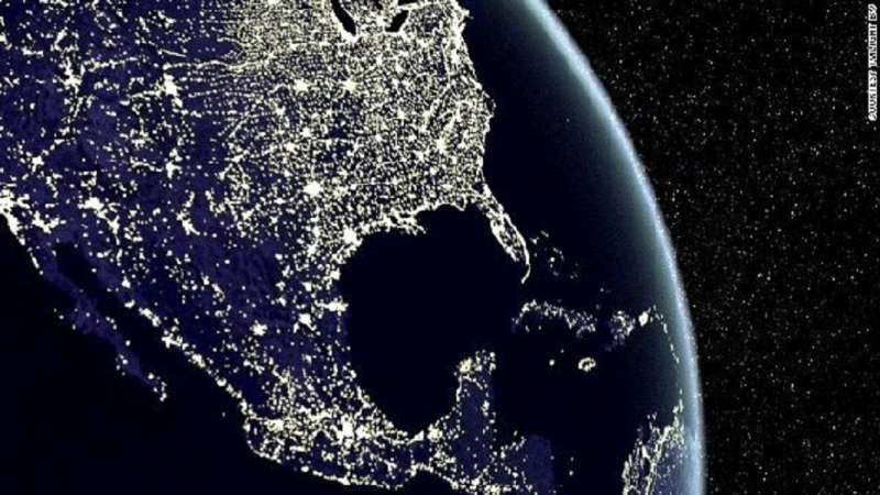 Tháp phát năng lượng thắp sáng cho toàn thế giới