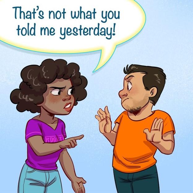 Những kẻ nói dối độc hại