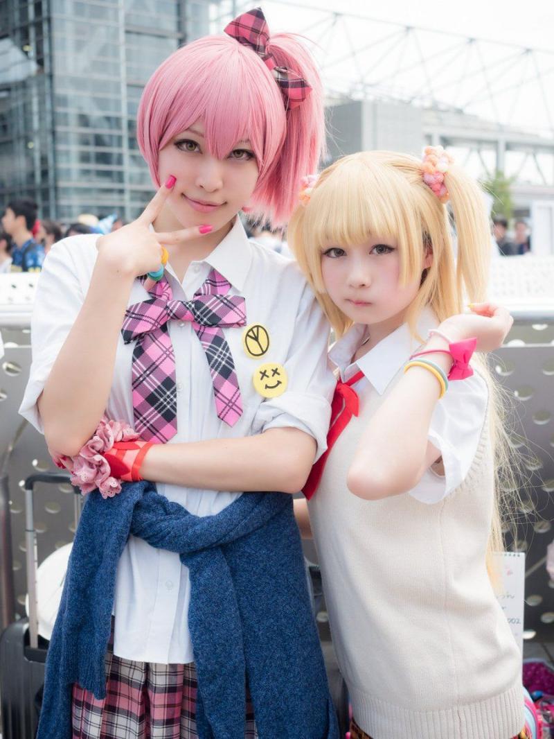 Top 5 lễ hội cosplay Nhật Bản lớn nhất trong năm