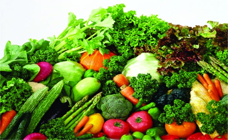 Những món ăn chế biến từ rau lá xanh