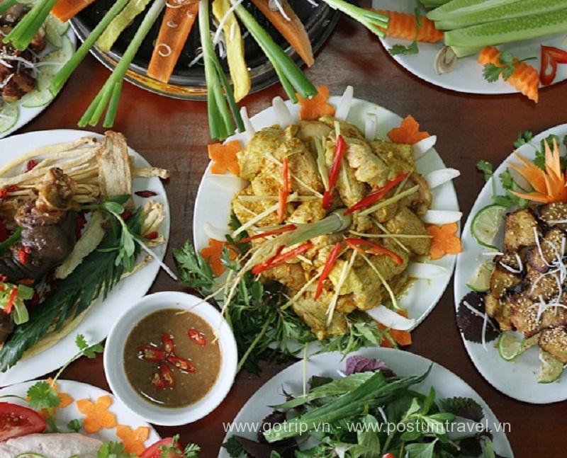 Đến với Ninh Bình bạn sẽ được thưởng thức nhiều món ăn khác nhau.
