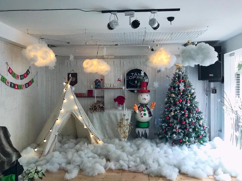 Những món đồ trang trí Noel