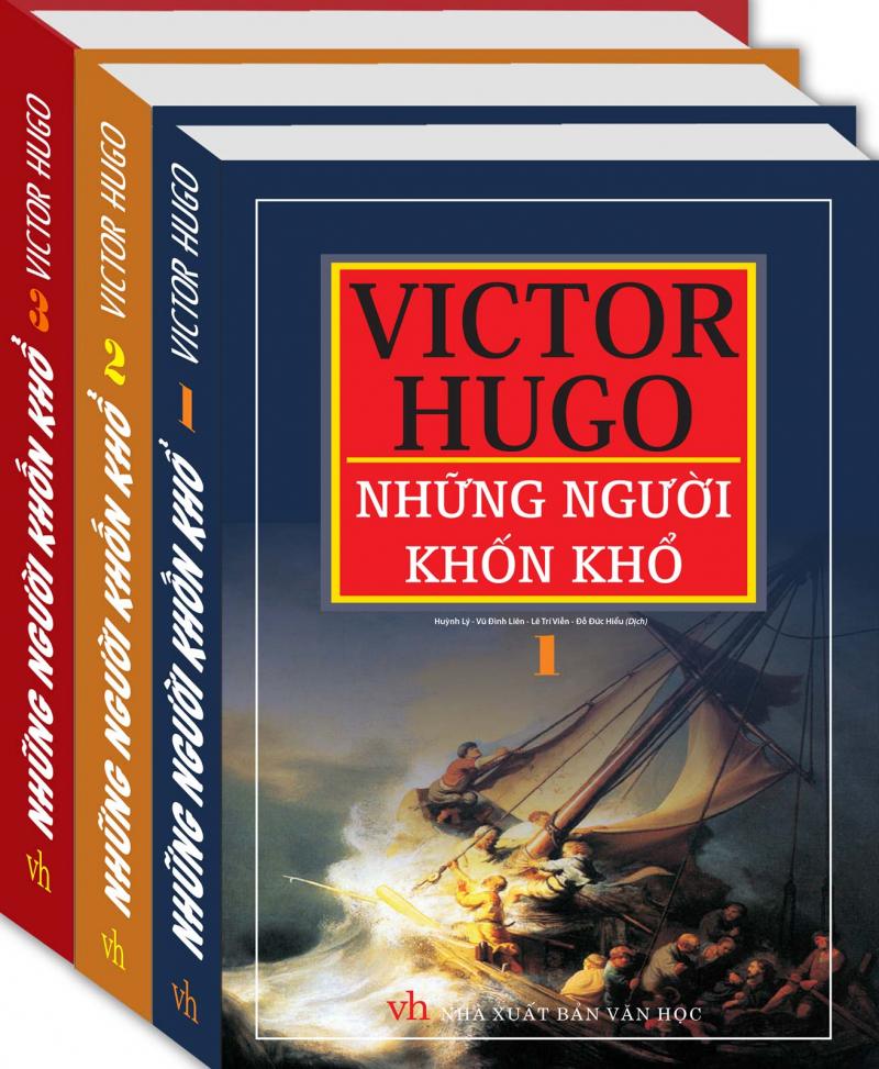 Những người khốn khổ là kiệt tác để đời của Victor Hugo cho toàn nhân loại qua bao thế hệ